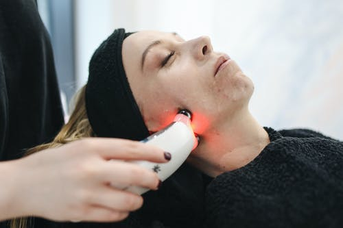 laser hair removal for unwanted facial and body hair