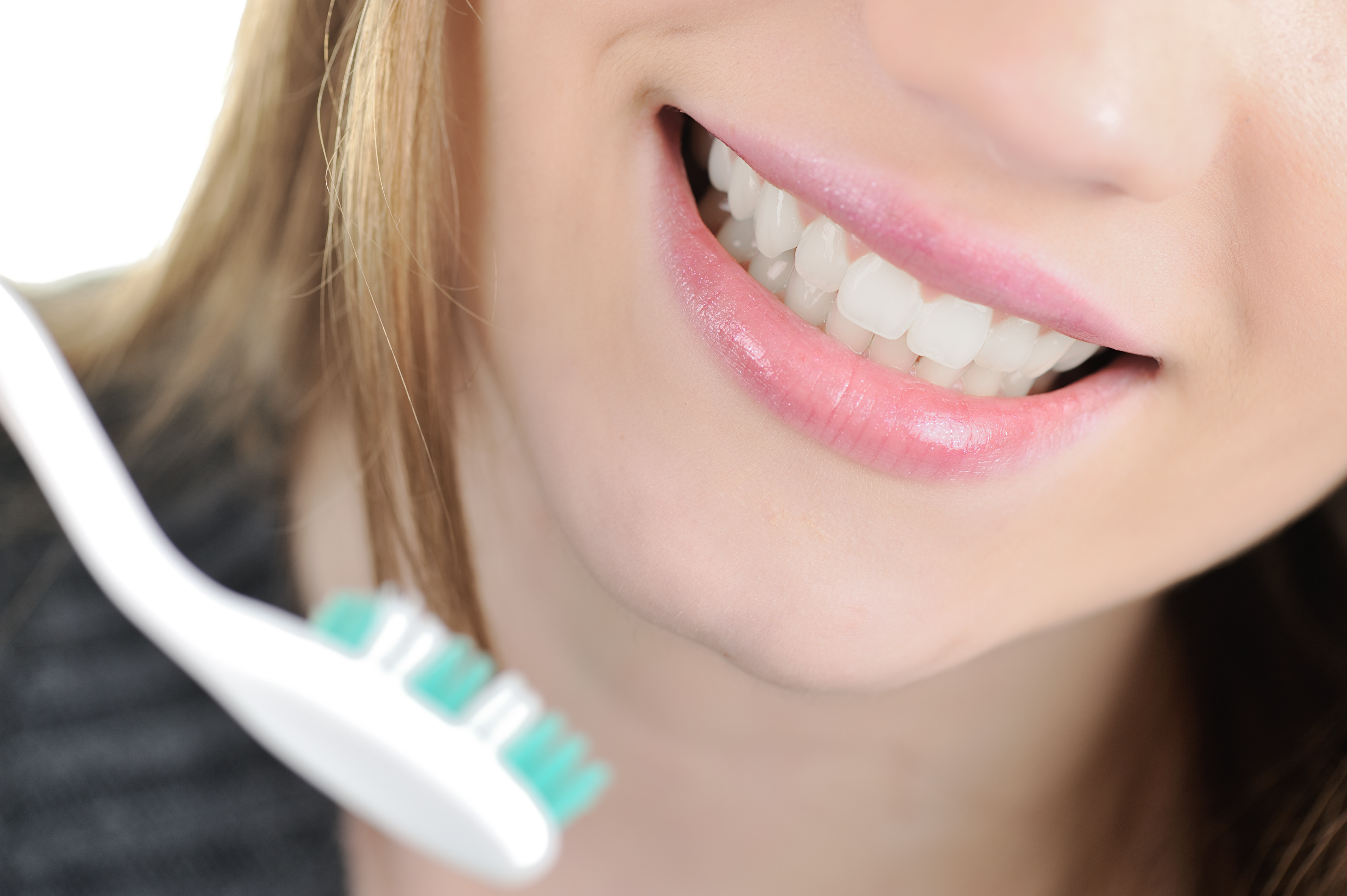 brushing can help clean your teeth of stains