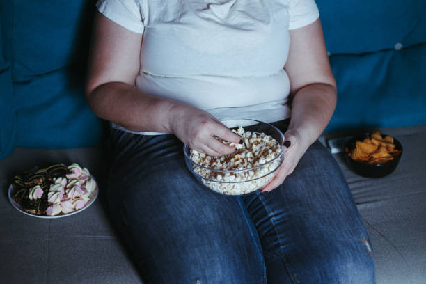 the many sides of an eating disorder