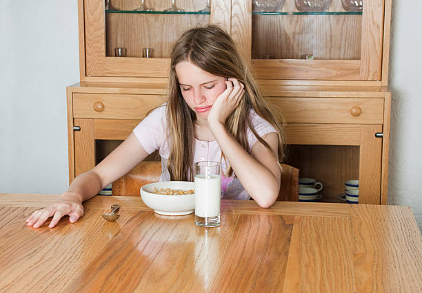 looking at the complications with eating disorders